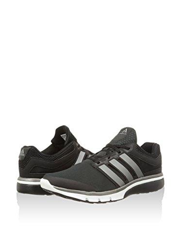 adidas Turbo Elite, Sneaker uomo nero Size: EU Nero/Argentato