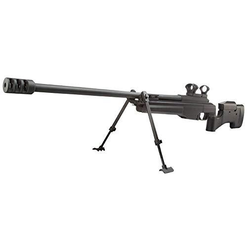 Ares arma larga Sniper MSR-009 Gama Media de Gas Negro (0,5 Julios)