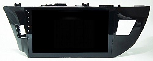 Gowe Android Full Touch 25,7cm Big Screen GPS Navigation für Toyota Corolla 2014mit Bluetooth/ATV/3G/WIFI/SWC/iPod/RDS/Mirrorlink Toyota Ipod
