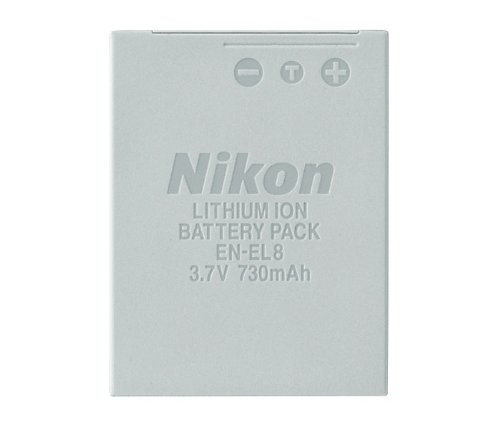 Nikon EN-EL8 Lithium-Ionen Akku (En-el8)