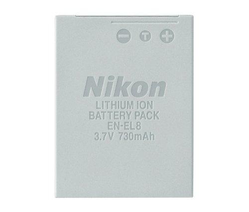 Nikon EN-EL8 Lithium-Ionen Akku (Nikon Lithium-batterie)