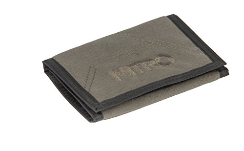 Nitro Wallet, Geldbörse, Geldbeutel, Portemonnaie, Münzbörse, Waxed Lizard, 10 x 14 x 1 cm, 1131-878000_1970 , 60 g (Lizard Geldbörse)
