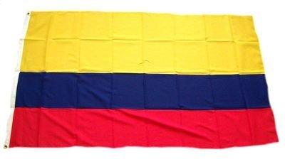 Fahne Flaggen KOLUMBIEN 150x90cm