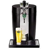 Krups YY2932FD 5L Dispensador de cerveza de barril grifo de cerveza - Tirador de cerveza (