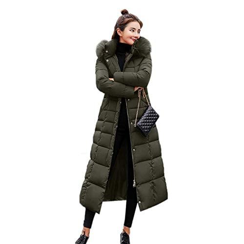 Largos abrigos de invierno Herenc (6 colores) por 28,49€ con el #código: YY7BXVY2