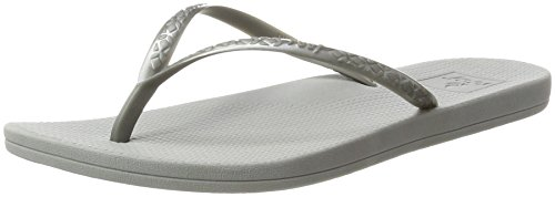 Reef Escape Lux Pewter, Tongs Femme Gris (Pewter)