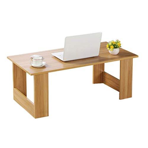 LY88 Holz Beistelltisch, multifunktionaler Aufbewahrungstisch Computertisch, Wohnzimmer Sofa Tisch Esstisch Schlafzimmer Schreibtisch (Modernen Weißen Esstisch Satz)