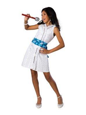 High School Musical Gabriella 'Sterne-Hotel Dazzler' Kostüm Alter von 3-4 (Dazzler Kostüm)