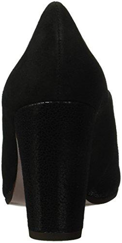 Chie Mihara Fianza#, Escarpins femme Noir - Schwarz (mad negro-ante Negro)