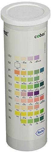 ROCHE Combur® 9 Urinteststreifen, 100er Großpackung (Blut Test)