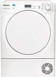 Candy CS C10LF-S Sèche-linge, autoportant, chargement frontal, 10kg, classe d'efficacité énergétique B, a