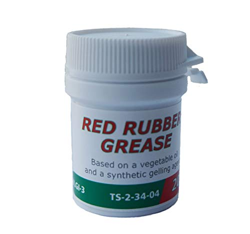 Zoom IMG-3 castrol red rubber grease grasso