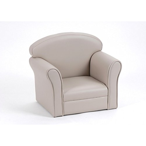 Amadeus Fauteuil Club Taupe, Collection Les Petits