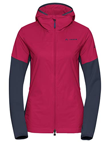 Vaude Damen Scopi SYN Alpha Jacket Jacke Crimson red 42