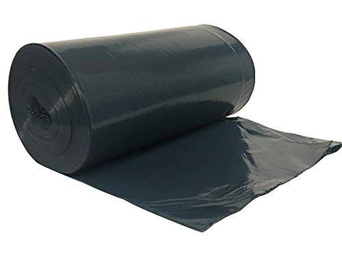 120 Liter Müllsack Blau | reißfest | 25er Rolle | Typ 601 | Abfall-Säcke XXL Müllsäcke | 700 x1100 mm | LDPE | perfekte Müllentsorgung Gewerbe Haushalt Baustellen Garten (5 Rollen 125Stk)