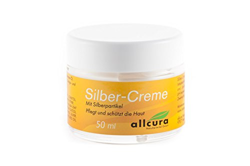 SILBER CREME m.kolloidalem Silber, 50 ml