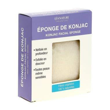 Éponge de konjac - teint purifié