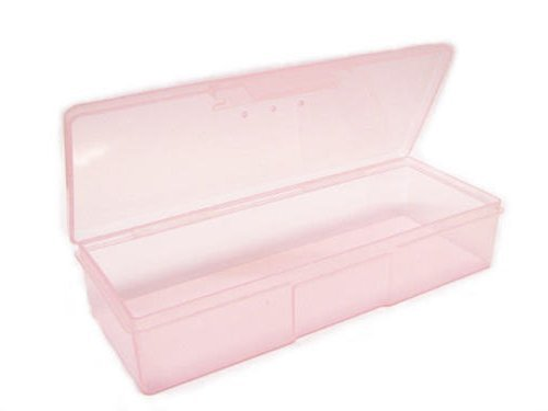 online-hut 1 x Feilen-Box in Pink