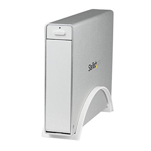 """Preisvergleich Produktbild 'StarTech. com einschublose Festplattengehäuse HDD 3,5""""SATA III externe USB 3.0UASP Schutzhülle schwarz wei–Festplatte in Red (Festplatte, SATA, Serial ATA II, Serial ATA III, 8,89cm (3.5), weiß, Tätigkeit, Macht, CE, FCC)"""