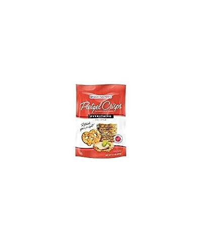 Snyder´s Pretzels Crisps Savory Multi-seed 85gr