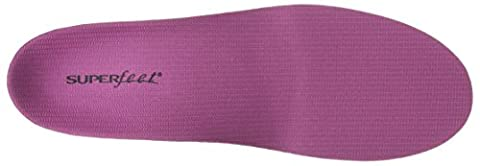 Superfeet Unisex-Child Berry Orthotic Insole, Pink (Berry), D (6-7.5 UK)