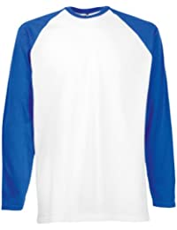 Fotl Long Sleeve Baseball Tee - Top de sport - Homme