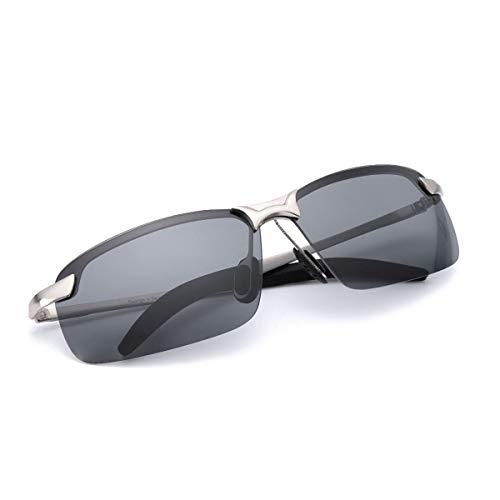 7d256598f4 Gafas de sol polarizadas para hombre de los deportes de la moda para la  conducción/