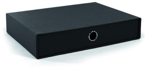 Schubladenbox A4 SOHO schwarz
