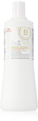 Wella Blondor Freelights Developer 6% 20 Vol. Linea Blondor Decoloranti 1000ml