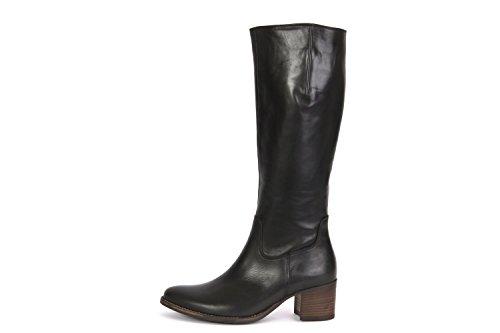 Slim Leg Long Boot Tiara S 51.698 Black