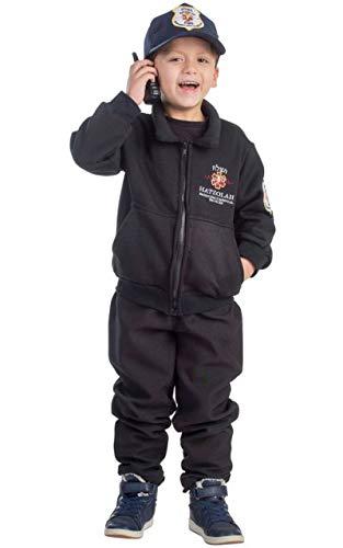 Kostüm Hatzolah - Dress Up America Jungen Hatzolah EMT Retter Kostüm