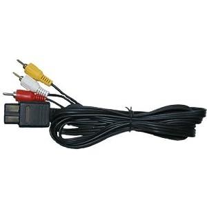 SNES AV TV Scart Kabel Video Kabel 3-Chinch f. Super Nintendo Nintendo 64 Game Cube Konsole – RBrothersTechnologie