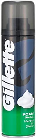 Gillette Menthol Men's Shaving Foam 2