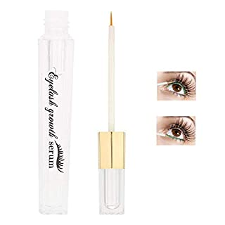 Eyelashes Growth Liquid, 5ml Curling Eyelashes Growth Liquid Powerful Lengthening Enhancer Serum Nourishing