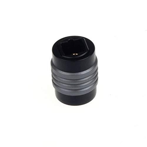 Leichter optischer Koppler Digital Audio Fiber Optic Female Extension Adapter - Digital-audio-koppler