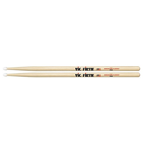 Vic Firth Drumsticks 7A (Hickory, Nylonkopf)