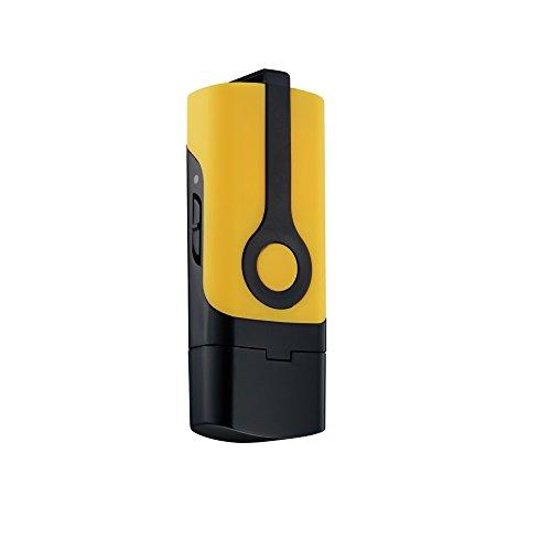 GT-730FL-S USB GPS Receiver / Datenlogger (USB GPS Receiver/ Recorder/ Photo Tracker) / modernster SiRF 4 Chipsatz/ 256.000 Trackpunkte/ POI-Taste/ A-GPS Sirf Gps-antenne