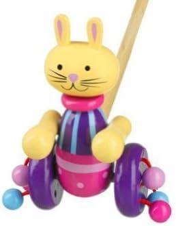 Orange Tree Toys - Figurine Lapin Hochet à Pousser Jouet Neuf | Shopping Online