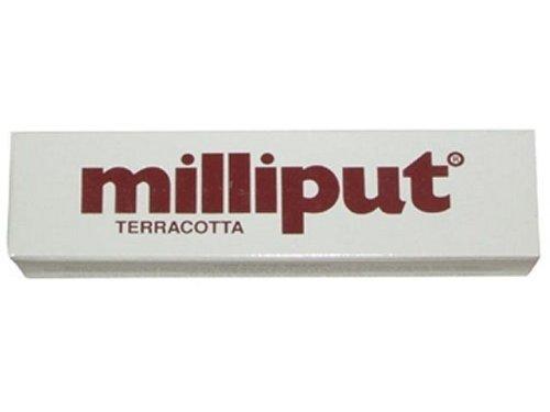 Milliput epoxy putty 2-stick pack 113g (4oz) terracotta