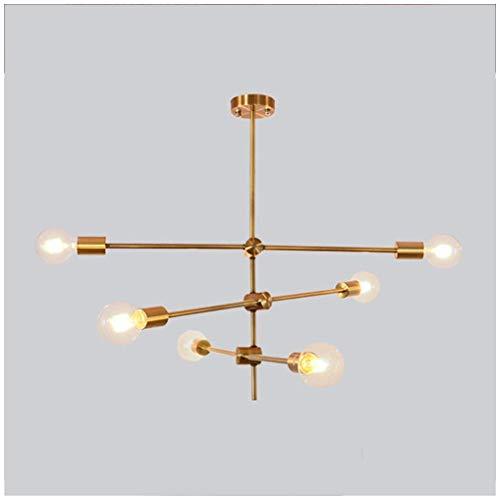 F-D Pendelleuchten Lichter Deckenleuchten Beleuchtung Industrielle Edison Vintage Mundgeblasenes Glas Pendelleuchte 1 Hängendes Licht - Wohnzimmer Esszimmer Flur Aisle Glas Kronleuchter, Farbe -