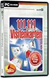 111.111 Visitenkarten. CD-ROM für Windows ab 98. Der Design-Wizard.