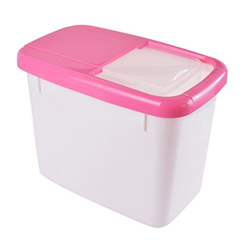 hoomall-large-plastic-rectangle-airtight-rice-flour-storage-container-box-for-kitchen-with-lid-pink
