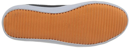 Redskins Hobbol Cadet, Jungen Sneakers Schwarz (noir/orange)