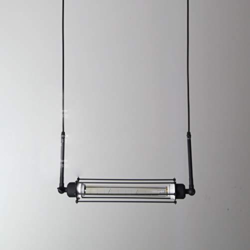 Beakjiful Industrielle Vintage Modern Pendelleuchte für Esszimmer/Wohnzimmer/Schlafzimmer/Küche/Café Pendellampe Loft Pendelleuchte Antique Lamp Flute Lamp -