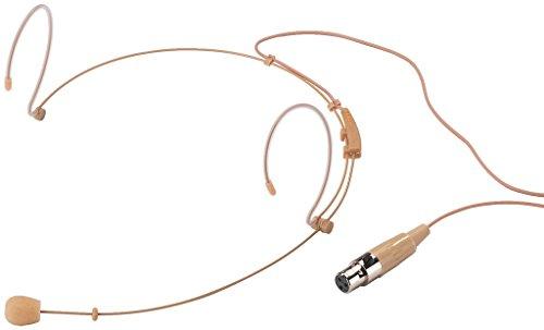Ultraleggera con archetto microfono Electret omnidirezionale (HSE-150/SK)