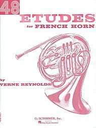 verne-reynolds-48-etudes-for-french-horn