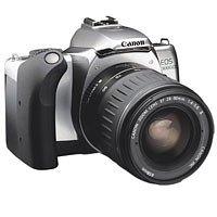 Canon EOS 3000V SLR Analoge Spiegelreflexkamera + 28-90 III Kit
