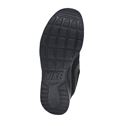 Nike Wmns Tanjun, Zapatillas Mujer, Negro (Black/White), 39 EU
