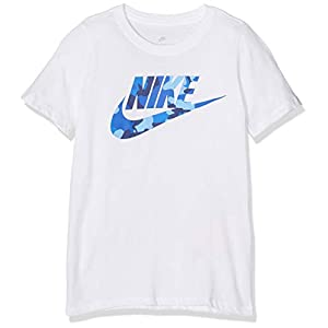 Nike Jungen Futura Camo T-Shirt
