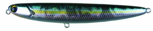 Ima Skimmer 7/16Oz Topwater Stick Köder, American Shad, 4.5 - inch - American Skimmer